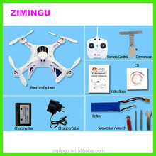CX-20 2015 New 2.4G Quadcopter With HD Camera And Real Time Transmission RC Drone FPV
