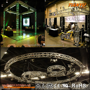 2016 hot! China truss lighting exhibition stand