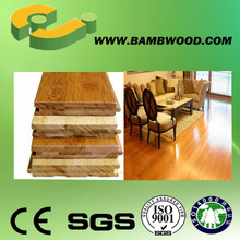 High Quality E1 standard of Europe Bamboo Floating Floor Boards