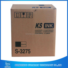 ks 800 ink and b4 master for Risos digital duplicator ink