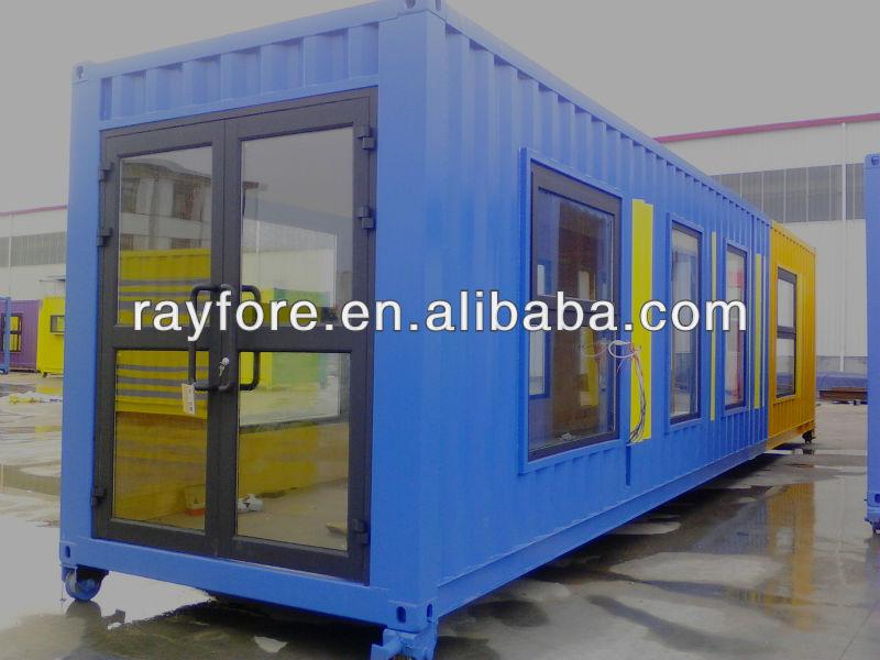 40 ft mostra casa container case prefabbricate id prodotto 1189699531 - Casa container prezzo ...