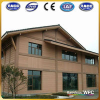 Building material or house wpc wall panel outdoor