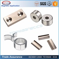 High efficient strong magnetic of N35 NdFeB magnets
