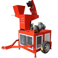 FL1-20 diesel engine hydraform clay brick block making machine south africa