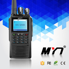 MYT DM218 Hot Sale Gps Waterproof Dmr Radio Digital Dmr Radios Two Way Sale
