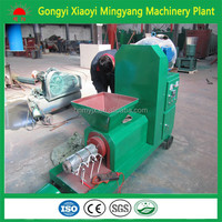 Mingyang Brand ISO & CE Wood sawdust/ biomass rod making machine/ briquette machine