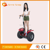 2 Wheel Adult stand up scooter off road electric scooter with big wheels