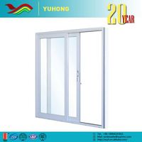 YH China manufacturers best price custom designs frame sliding window grill