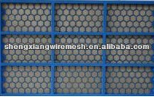 Direct Russia shale shaker screen