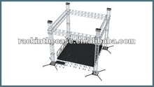 10mx10mx8m square stage truss system