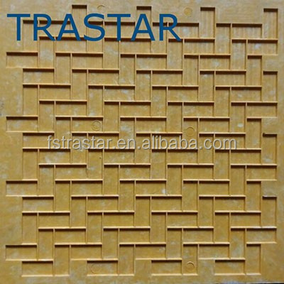 Highly Popular Mosaic paving Mold for glass mosaic tiles mounting from Foshan Trstar