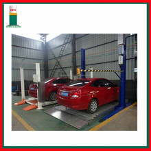 High quality 2 post car parking lift type parking system