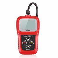 U485 Can Bus Obd2 Code Reader U485 EOBD2 OBD2 CAN-BUS Scanner Live Data Reset Clear Check Engine Light