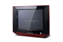 small size latest model CRT TV in factory