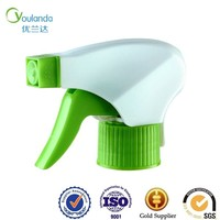 trigger sprayer for household cleansing agent sprayer pump for car wash