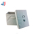 OEM Household 18L Non Woven Fabric Foldable Storage Box with Beautiful Embroidery for Bedding