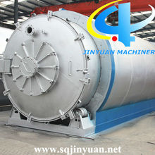 Hot Sale Waste Tire Recycling Machine.Plastic Refinery to Oil