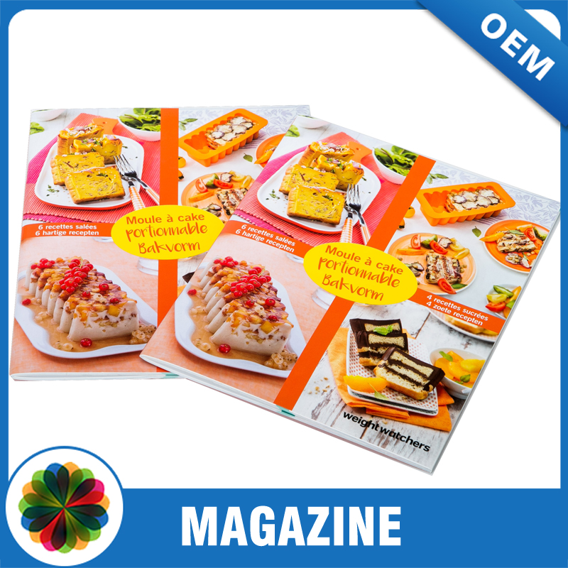 family lamination art paper food menu cooking book recipe printing