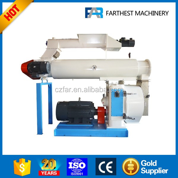 Wholesale Livestock Sheeps Feed Pellet Manufacturing Machine