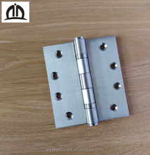 4.5 inch friction stay open top door hinges