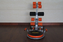 2015 newest good quality six power gym as seen on TV ab twister ab crunch