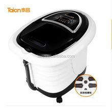 electric heated water massager foot tc-2053