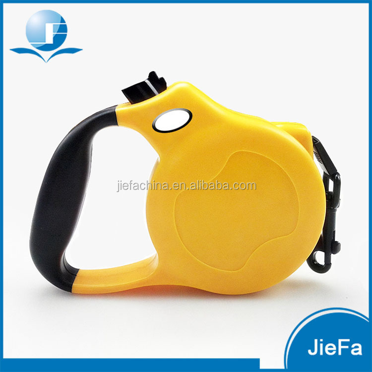 Factory Popular Pet Products Dog Lead Retractable Dog Leash