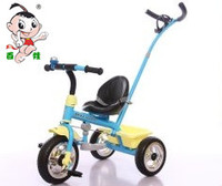 BAIWA factory direct sale baby tricycle bike with handle bar and EVA wheel