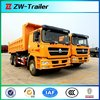 Sniotruck Brand Dump truck for coal , sand , building materials transportation on hot sale