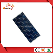 High Efficiency TUV Crystalline Silicon Solar Module 12V 100W Solar Panel