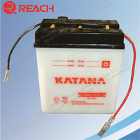 Wholesale High Quality 6V Rechargeable Motorbike Battery with Cheap Price