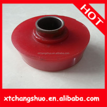 Rubber and PU Material Auto Parts silent block bushings with Good Quality brass bearing bushes