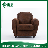 2017 new fashion living room design single double seater fabric soft sofa chair