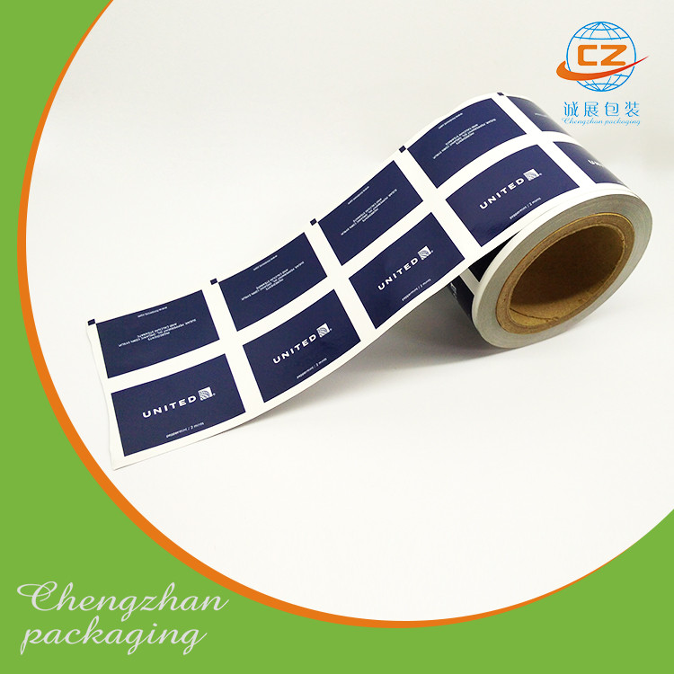 Pharmaceutical Aluminum Foil Heat sealing lacquer for medical tablet Packaging