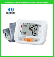 bluetooth 4.0 heart rate monitor with 180 groups memory