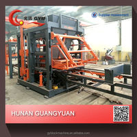 GYM-QT8-18 germany technology multi-function building material brick making machine
