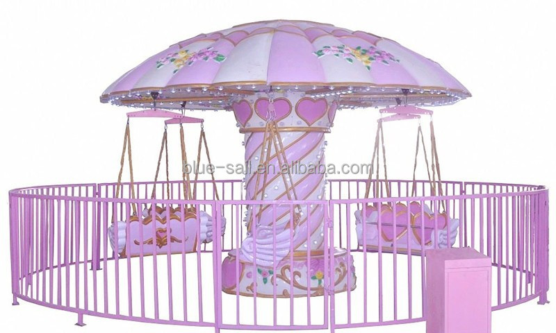 Quipement de parc d 39 attractions chaise volante avec for Chaise volante