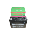 motorcycle battery YTX6.5L-BS,Good quality dry charged 12V6.5Ah motorcycle battery