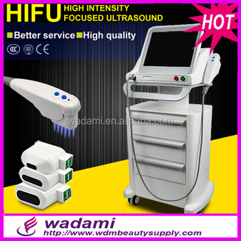 hifu machine 2017 new hifu face lift