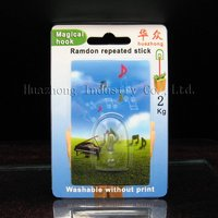 foshan decorative wall promotion gift metal adhesive hooks