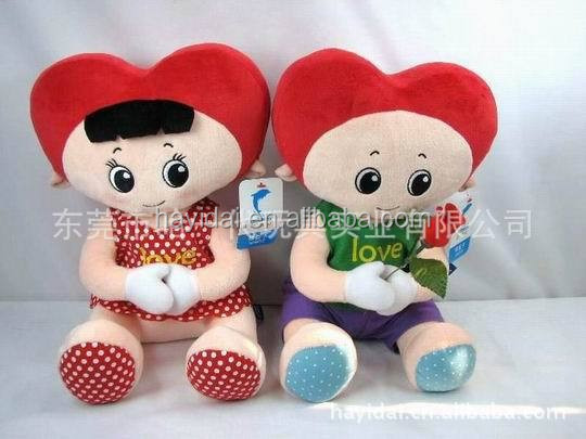 Girl Doll plush dolls