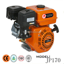 Special Hand Operated 15hp Air Cooled OHV gasoline used jet engine for bicycle