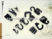 Wide Range & Fashion Kam Plastic Hook
