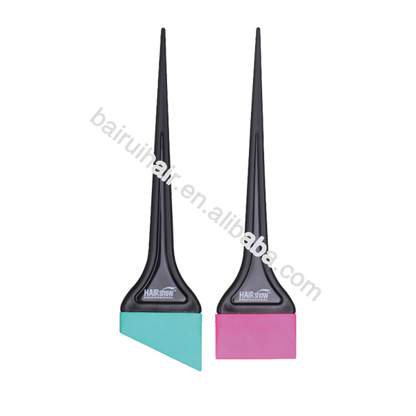 silicone hair color hairdressing tint brush