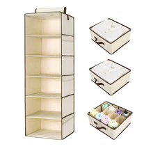 Door Pocket Organizer closet organizer shelves double hanging closet organizer
