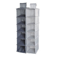 6 floors storage hanging bag