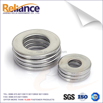 Din125 ANSI Stainless Steel Flat Washer For Building