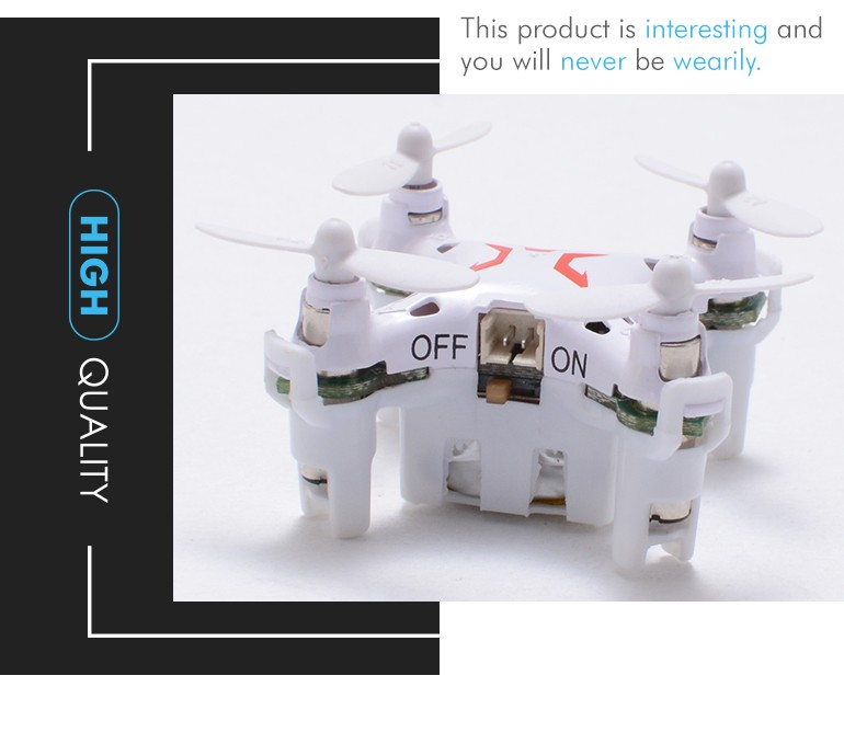 high quality shantou toys mini quadcopter wholesale 2.4g rc small drone