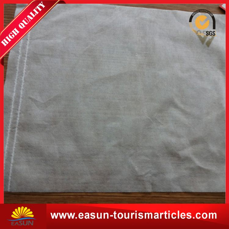 personal sun shades non-woven airline headrest non woven head cover