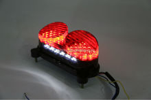 LED Tail Light Turn Signals fit for Kawasaki ZX 9R 1998-2005